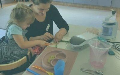Let's Eat Speech Pathology Feeding Intervention Clinic
