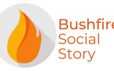 Bush Fire Social Story