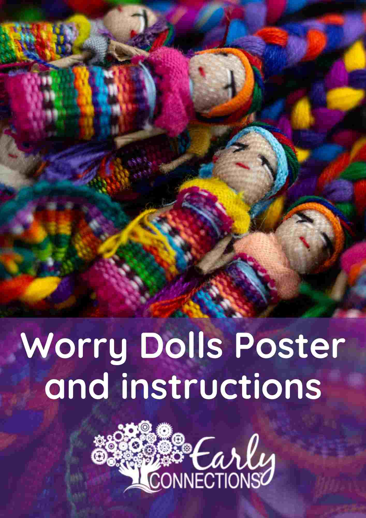 Worry Dolls Poster