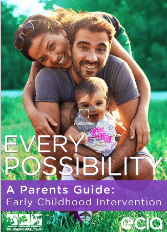 A Parents Guide To Early Childhood Intervention